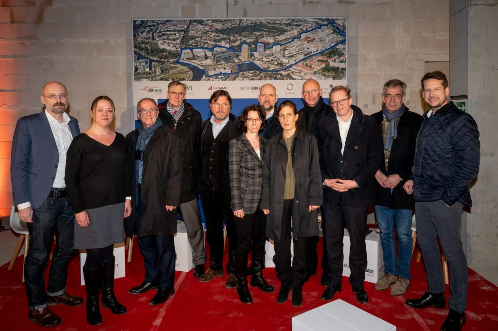 Europacity New Year's Reception