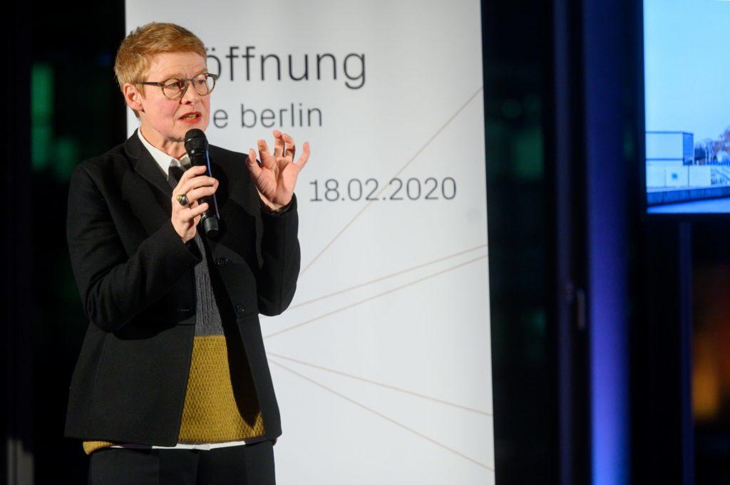 Eröffnung cube Berlin
