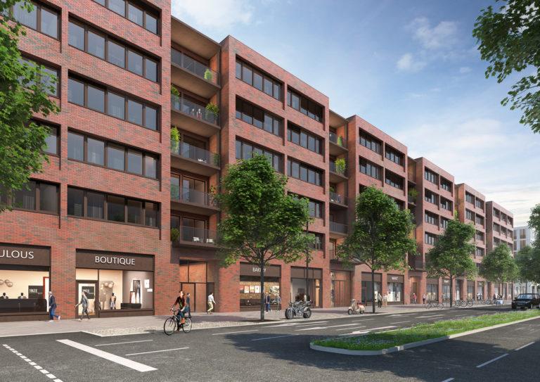 QH Core Quartier Heidestrasse